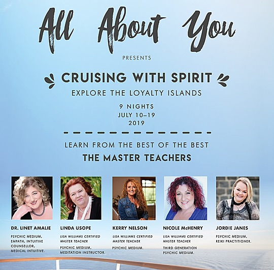 Cruise With Spirit